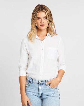 Dorothy Perkins Linen Shirt