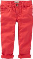 Osh Kosh Oshkosh Skinny Stretch Twill Pants - Preschool Girls 4-6x