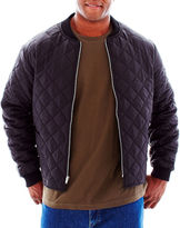 JCPenney Work King Quilted Freezer Jacket