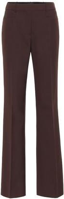 Joseph Sloane high-rise wool-blend pants