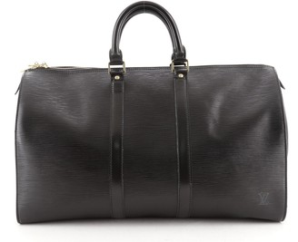 Louis Vuitton Keepall Bag Epi Leather 50