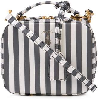 Mark Cross baby Laura striped tote