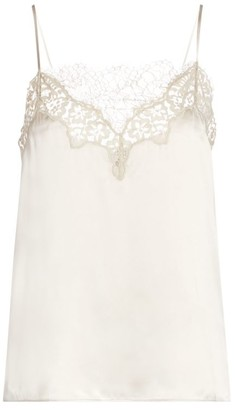 CAMI NYC Candice Silk Lace Camisole