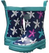 Hatley Graphic Flowers Rain Boots (Toddler/Little Kid)