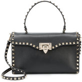 Valentino Garavani Valentino Rockstud top handle bag - women - Leather/metal - One Size