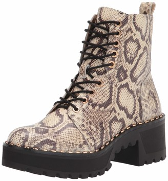 Vince Camuto Women's MECALE Combat Boot