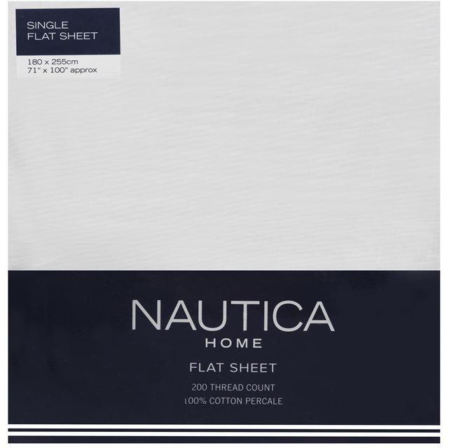 Nautica Flat Sheet