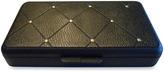 Bed Bath & Beyond K Quinn Designs Black Diamonds Wipe Clutch