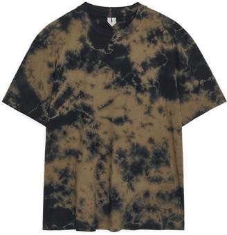 Arket Oversized Tie-Dye T-Shirt