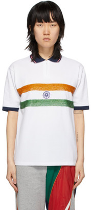 Ahluwalia White India Polo