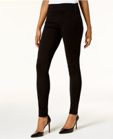Style&Co. Style & Co Contrast-Side Leggings, Created for Macy's