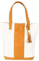 Cathy's Concepts Monogram Tote - Brown