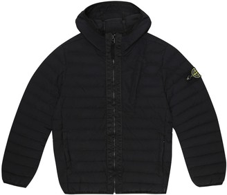 Stone Island Junior Quilted down jacket