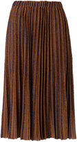 Gig - midi knitted skirt - women - Polyester/Viscose - M