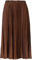 Gig midi knitted skirt