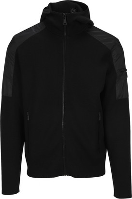 Prada Hooded Zipped Cardigan