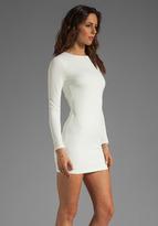 Bec & Bridge BEC&BRIDGE Estella Long Sleeve Backless Dress