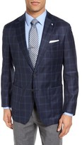 Peter Millar Men's Otowa Windowpane Sport Coat