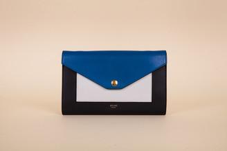 Celine Pocket Envelope Wallet on a Chain