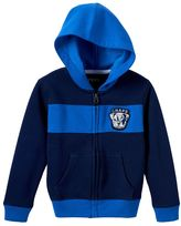 Chaps Toddler Boy Full-Zip Fleece Hoodie