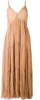 Mes Demoiselles Celeste tiered maxi dress - women - Viscose - 36