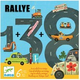 Djeco Rallye learn to count