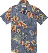 Tommy Hilfiger Men's Tommy Denim Floral Print Shirt