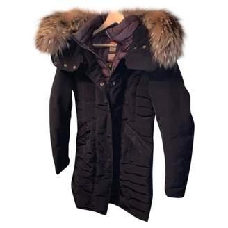 Parajumpers Navy Coat for Women