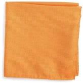 Ted Baker Check Silk Pocket Square