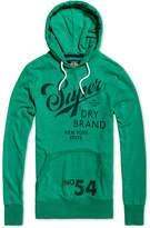 Superdry Men's Dry Brand Lite Logo Hoodie