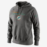 Nike Lockup (NFL Dolphins) Men's Hoodie