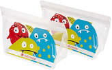 Full Circle Monster Reusable Snack Bags - Set of Two