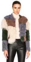 Nicholas Mixed Fur Jacket
