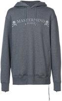 Mastermind Japan logo hoody
