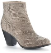Juicy Couture Women's Sequined Ankle Booties