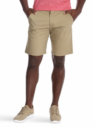 Wrangler Authentics Mens Big & Tall Performance Comfort Flex Flat Front Short