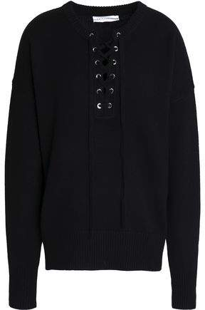 Robert Rodriguez Wool And Cashmere-Blend Sweater