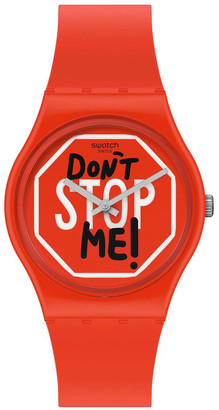 Swatch Don't Stop Me Watch