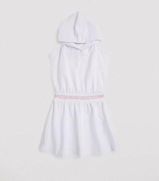 Emporio Armani Kids Logo Waistband Dress (4-14 Years)