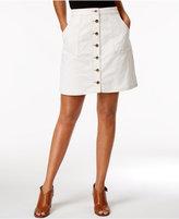 G.H. Bass & Co. Corduroy A-Line Skirt