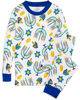 Sara's Prints Infant Unisex Hanukkah Print Pajama Set - Sizes 12-24 Months