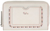 Tula Mallory Leather Zip Wallet