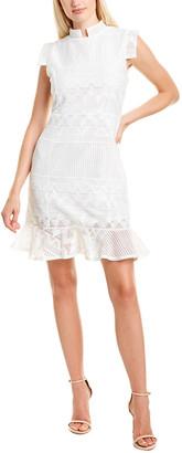 Gracia Lace Sheath Dress