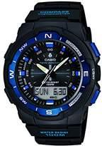 Casio Men's Analogue/Digital Quartz Watch with Resin Strap – SGW-500H-2BVER