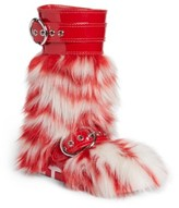 Miu Miu Women's Faux Fur Boot