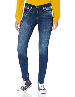 Cross Jeanswear Co. Cross Jeans Women's Nancy Skinny Jeans, (Dark Blue 013), W30/L32 (Size: 30/32)