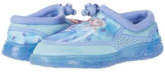 Josmo Kids Frozen Aqua Sock (Toddler/Little Kid) (Blue) Girl's Shoes