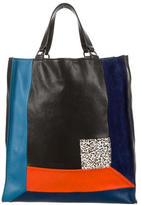 Longchamp Memphic Cuir Cobalt Tote w/ Tags