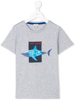 Paul Smith X-ray shark t-shirt - kids - Cotton - 2 yrs