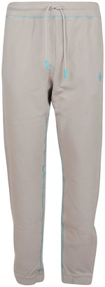 Marcelo Burlon County of Milan Cross Regular Sweatpants